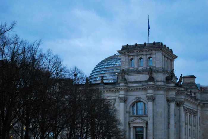 Berlijn Rijksdag