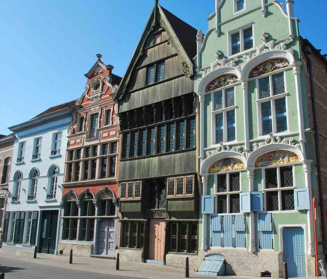 Genieten van een citytripje Mechelen