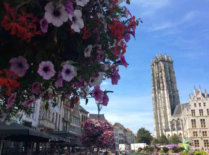 Mechelen citytrip