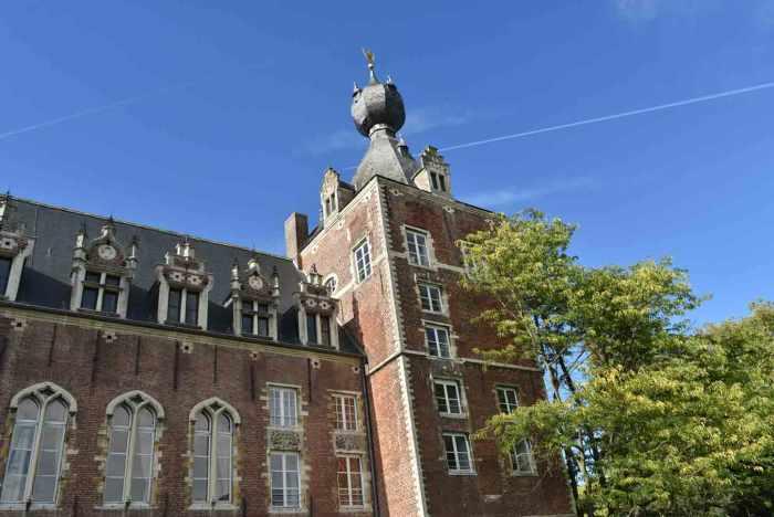 de Arenbergs in Leuven