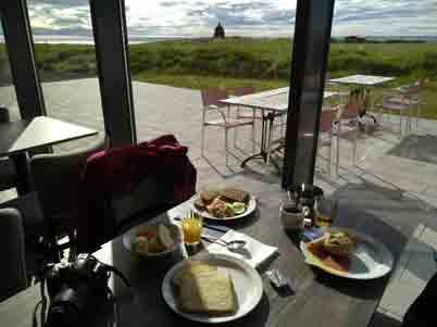 ontbijt Arnarstapi Hotel