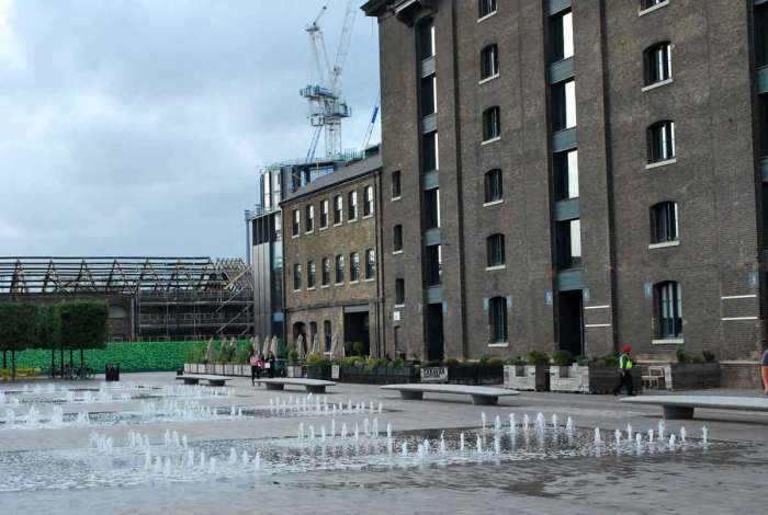 Granary Square London