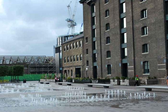 Granary Square London