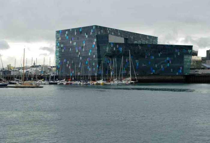 Reykjavik_Harpa Concert Hall