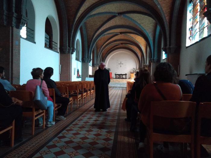 kerk Abdij Keizersberg Leuven