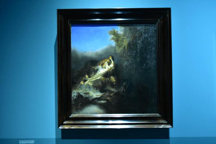 Op zoek naar de jonge Rembrandt in Leiden