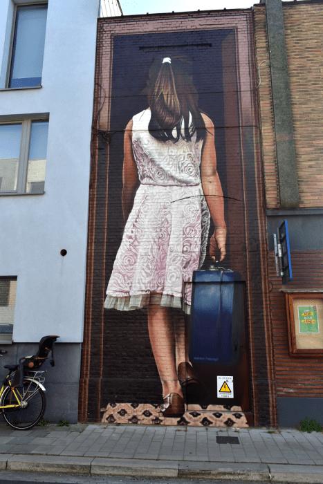 5x de mooiste street art in Leuven