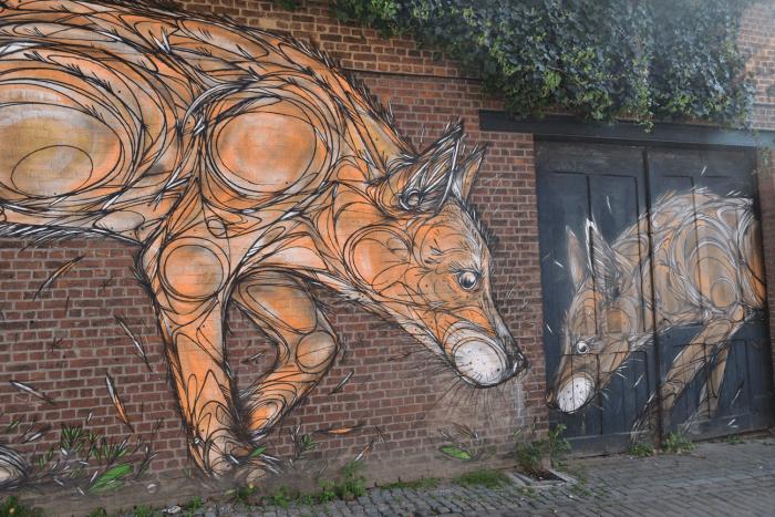 Dzia street art