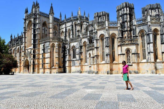 Batalha-top-werelderfgoed -Midden-Portugal