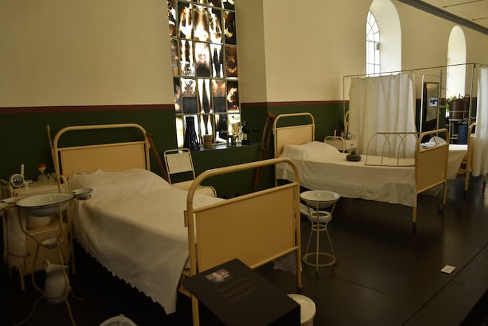 middeleeuws hospitaal lessines