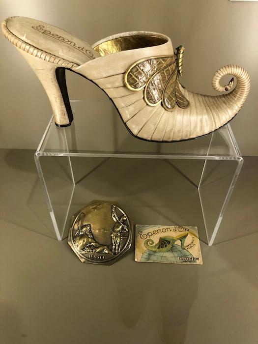 schoenenmuseum eperon dor