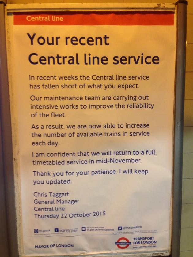 centralline