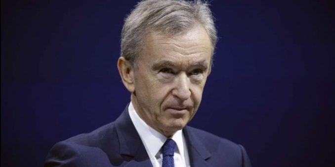 Bernard Arnault  - Richest People