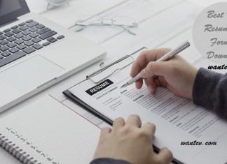 choosing resume writing service