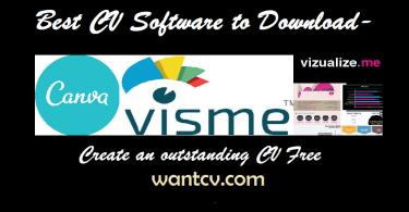 cv software
