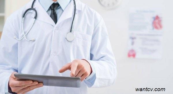 CV Maker for Doctors