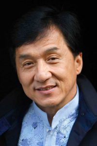 Jackie Chan- 5th highest-paid actor