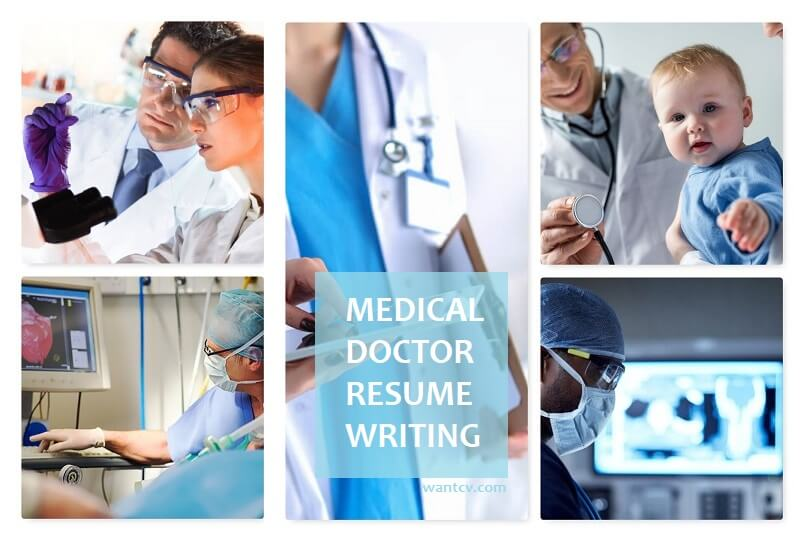 medical doctor resume objective writing