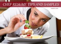 chef resume writing tips