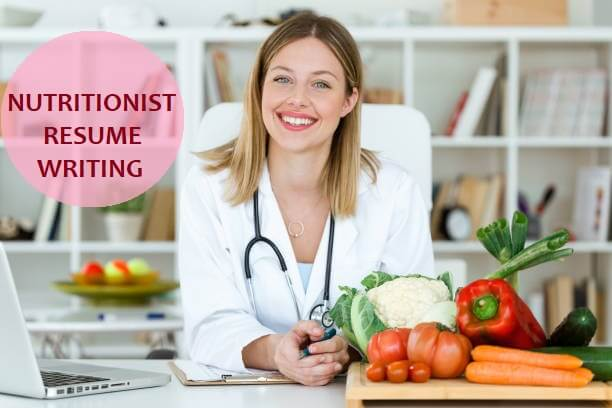 Nutritionist Resume writing guidelines