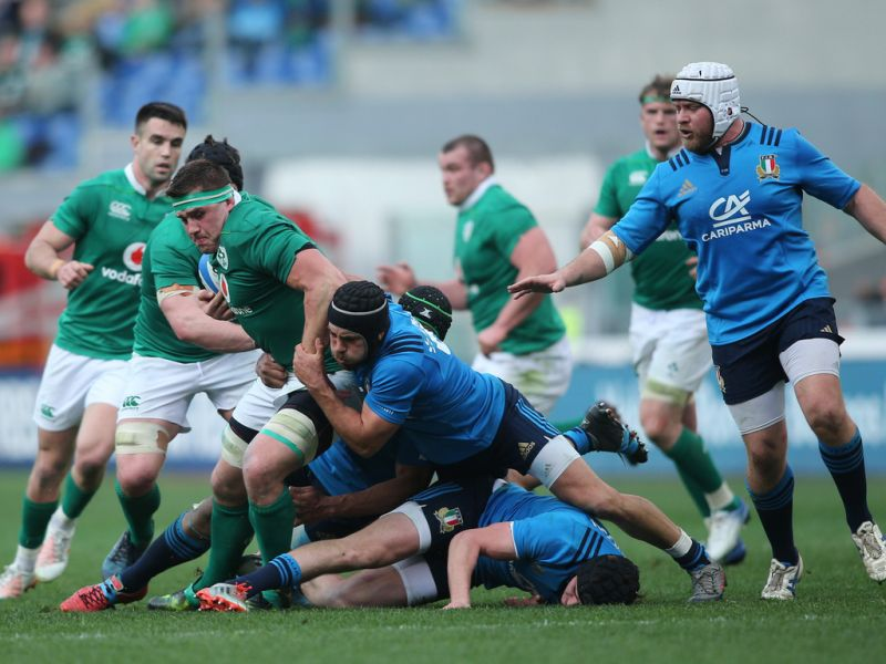 Coronavirus: Dublin cancels Italy-Ireland Six Nations rugby match