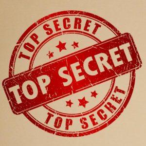 Top Secret distribution