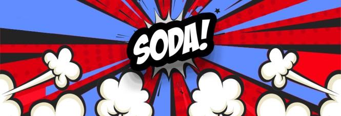 soda e-liquid