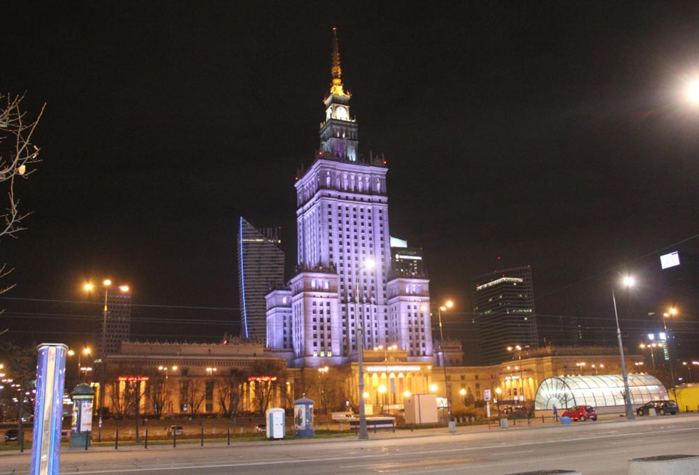 guide de voyage varsovie