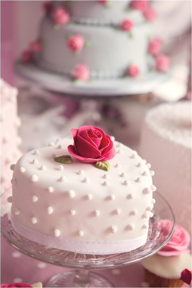 Wedding Cakes  Cath Kidston Inspired