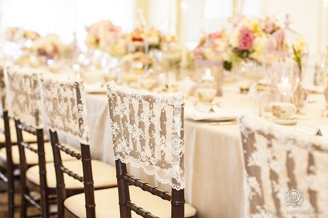 ideas for chair covers hanging wood alternative stylish wedding inspirations lace cover