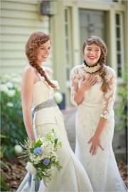 prettiest bridal hairstyles