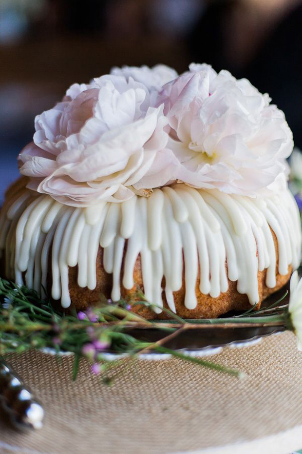 Bundt Wedding Cake