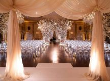 Top 10 Tips to Create an Enchanting Winter Wedding