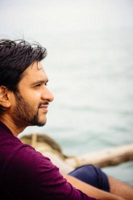 Image result for sri lankan man in beach