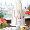 Is an expert when it comes to wedding cakes and wedding cake trends