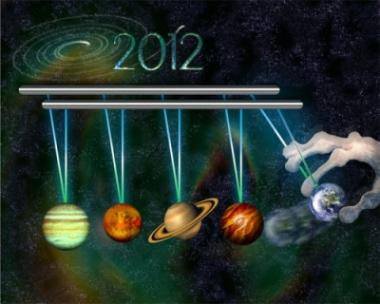 De grote shift van 2012 is al in volle gang; iedereen voelt de 'onderaardse' verschuivingen. 'Zijn we er klaar voor..?'