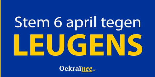 6 april leugens