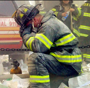 911 brandweerman
