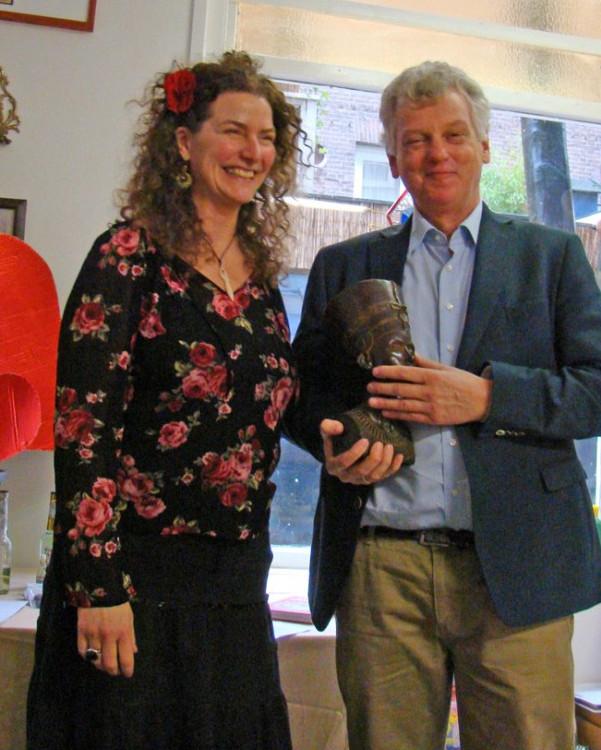 Ad Broere Frontier Award 2016