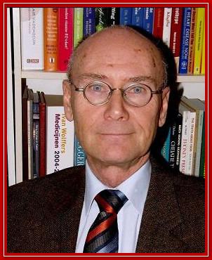 Orthomoleculair voedingsdeskundige Anthon de Bont