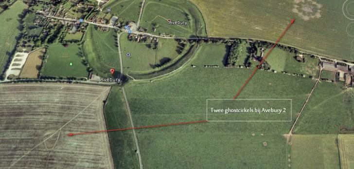 Avebury ghost cirkels II