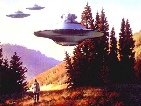 Billy Mayer UFO ET contact