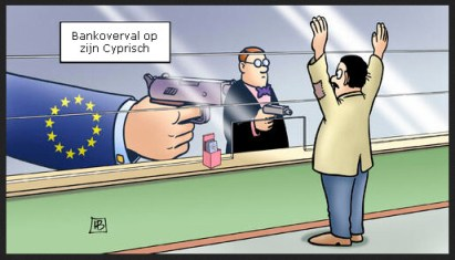 Cyprische bankoverval
