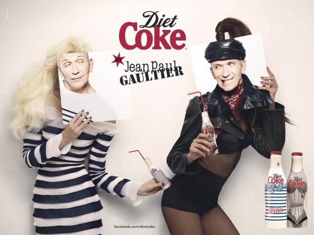 En hoeveel van die slanke Gaultier-mannequins zouden er zijn met suikerziekte..?!
