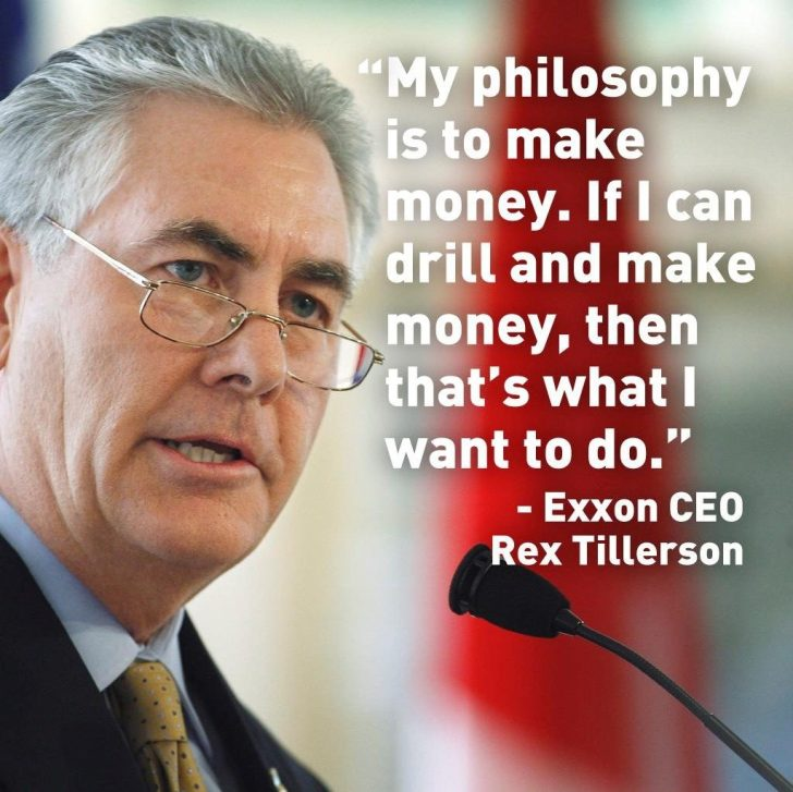 Exxon-Tillerson-money