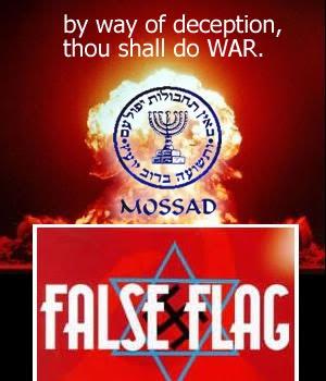 Het motto van de Mossad laat er geen onduidelijkheid over bestaan..