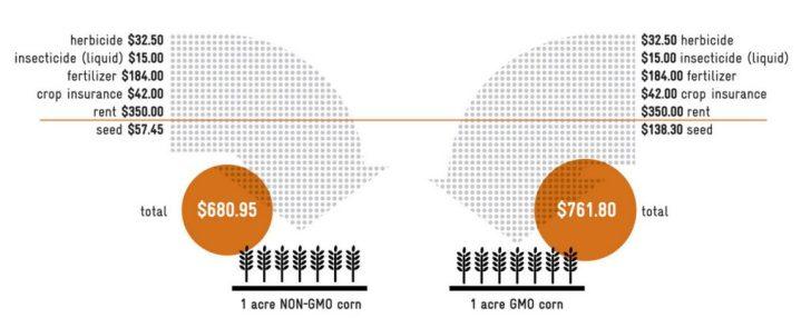 GMO non GMO Modern Farmer
