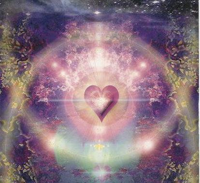 The power of Love: 'the Heart of Oneness'