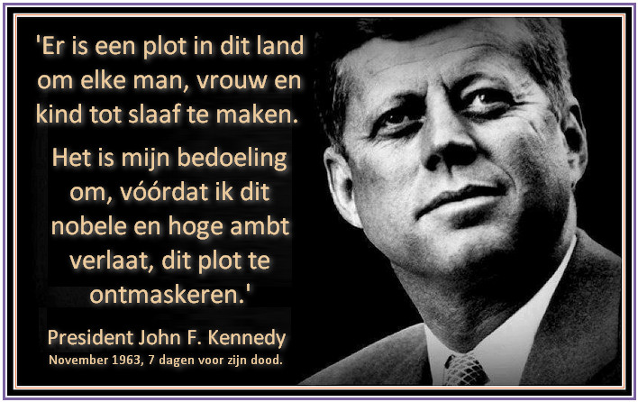 Kennedy plot expose