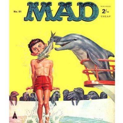 MAD dolfijnen